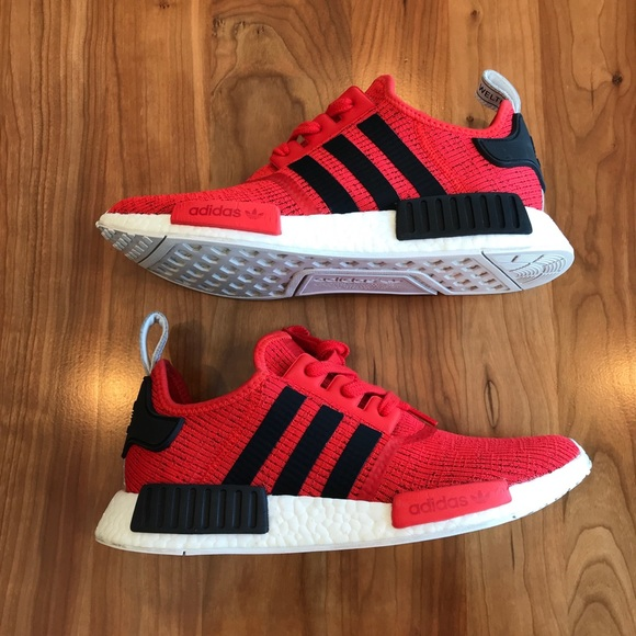 promo code 18f7b 445c7 adidas Other - NMDR1 Core Red size 10 BB2885